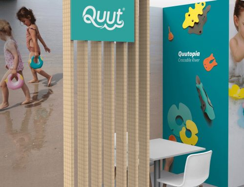 Discover Quut's novelties at Maison&Objet or Spielwarenmesse!
